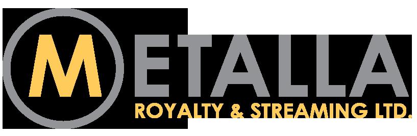Metalla Royalty and Streaming